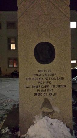Huset Svalbard: In memory of Einar Sverdrup