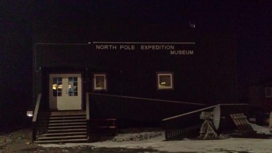 North Pole Expedition Museum: Facade