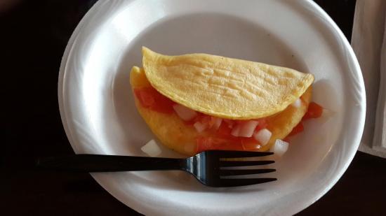 """aloft Chesapeake : """"Vegetable omelette"""" view 1"""