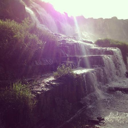 Pongour Falls: Morning Pongour