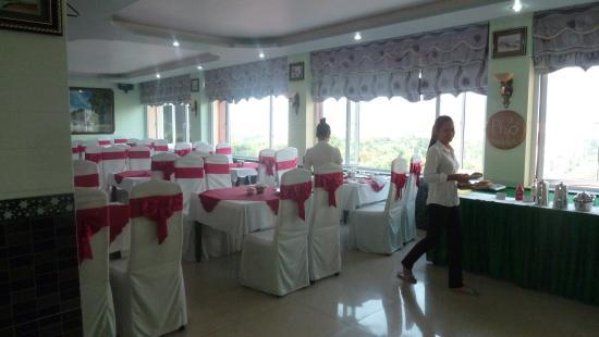 Yen Nhi Hotel : le restaurant
