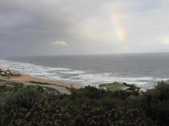 Wilderness Bushcamp: rainbow