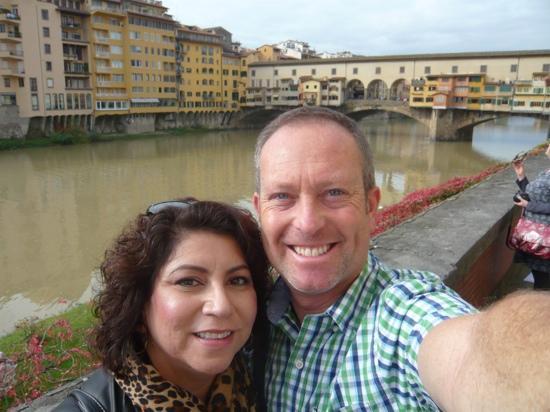 Hotel dei Macchiaioli : Happy in Italy!