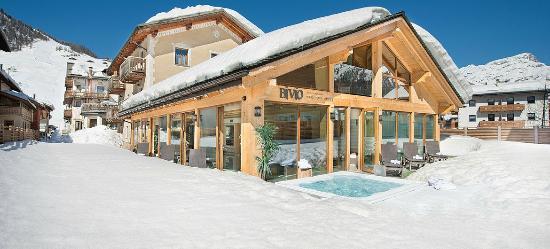 Bivio Hotel: Garden&Wellness Spa Winter
