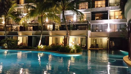 Rooms On Ground Floor Connected To The Pool Picture Of Hard Rock Hotel Penang Batu Ferringhi