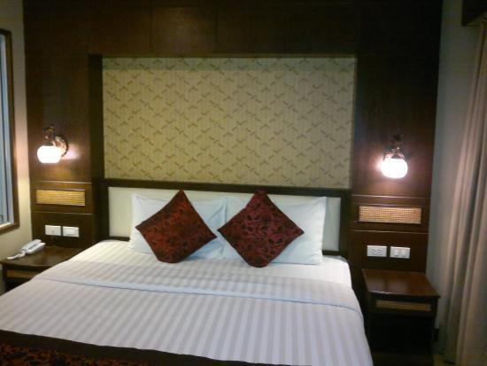 Lemongrass Hotel: clean n tidy