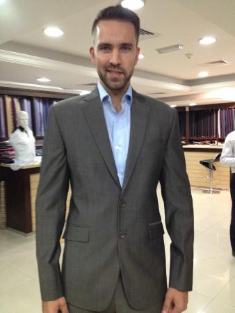 Meena Bazaar: Suit