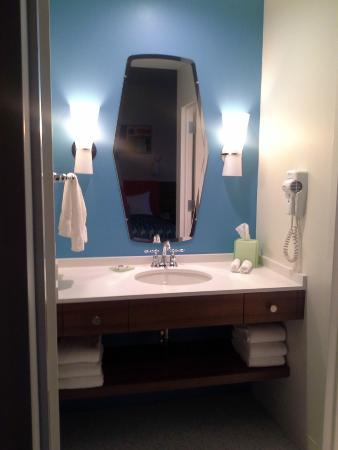 Vanity Picture Of Universal 39 S Cabana Bay Beach Resort Orlando Tripadvisor