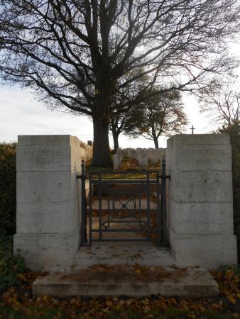 Sucrerie Cemetery