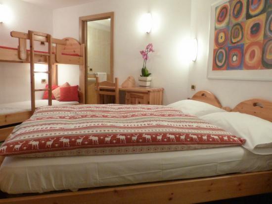 Alpen Village Hotel: Camera Comfort