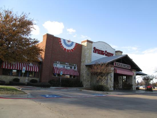Spring Creek Barbeque Keller Menu Prices Amp Restaurant