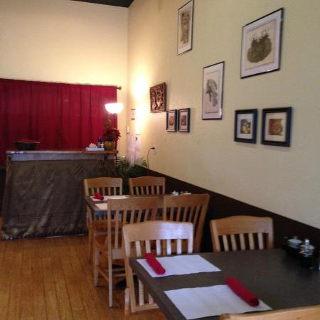 Inside Tup Tim Thai Cuisine