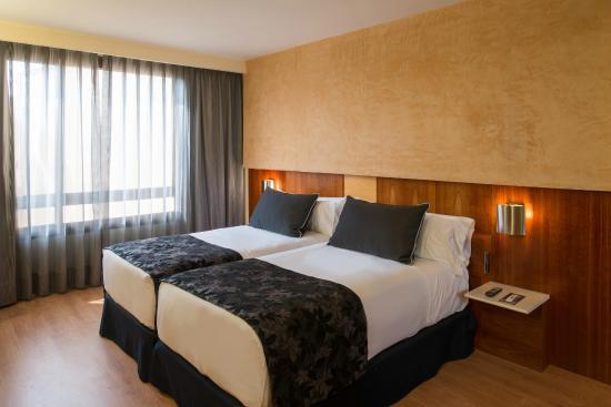 Hotel Catalonia Barcelona 505: Habitación Doble