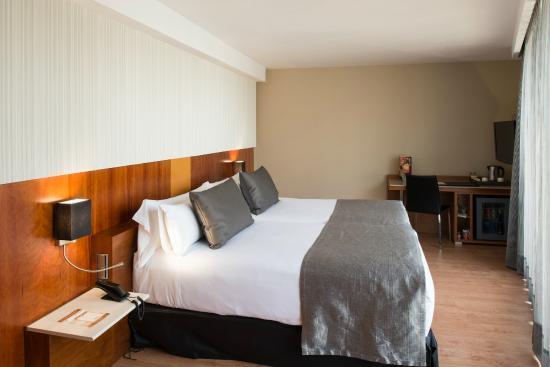Hotel Catalonia Barcelona 505: Habitación Superior Terraza