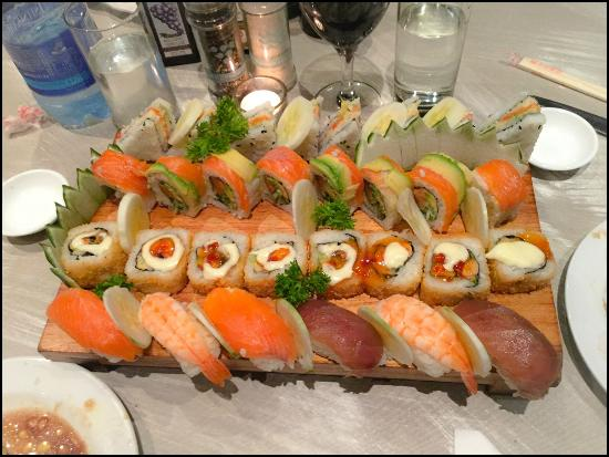 Sirocco : Sushi to die for