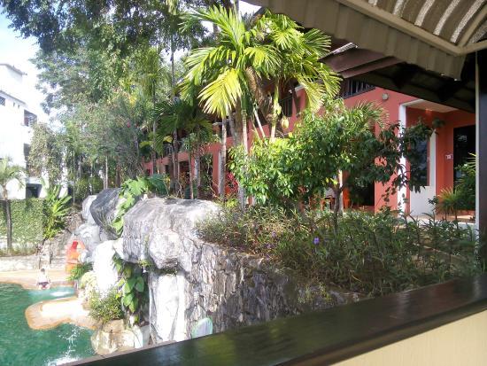 C & N Resort & Spa: บริเวณโดยรอบ