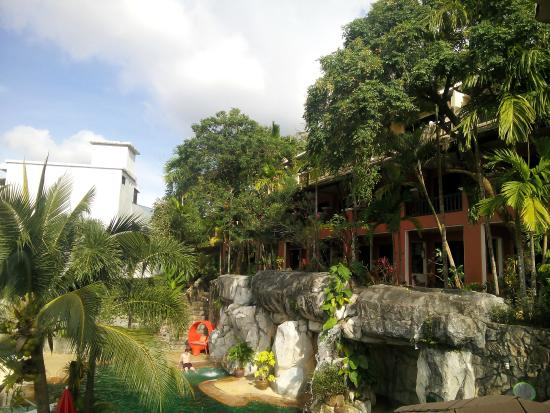 C & N Resort & Spa: ห้องพัก