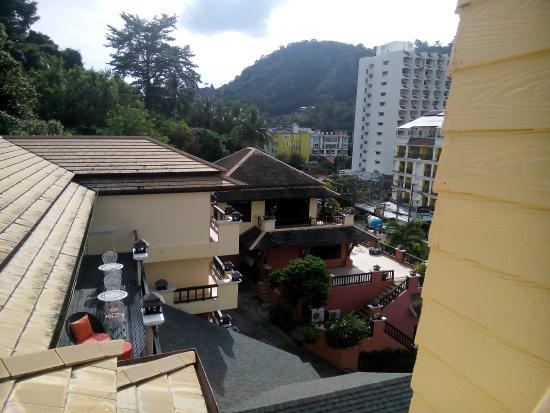 C & N Resort & Spa: วิวที่มองจากห้อง