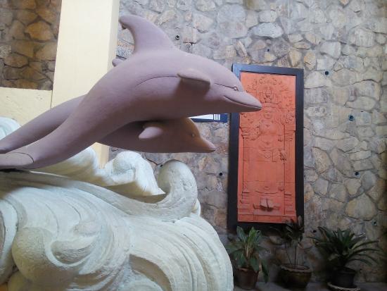 C & N Resort & Spa: ทางขึ้นห้องพัก