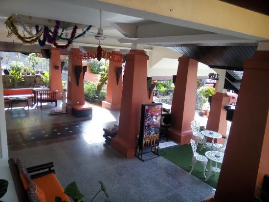 C & N Resort & Spa: ล็อบบี้