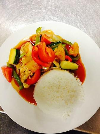 Tup Tim Thai Cuisine