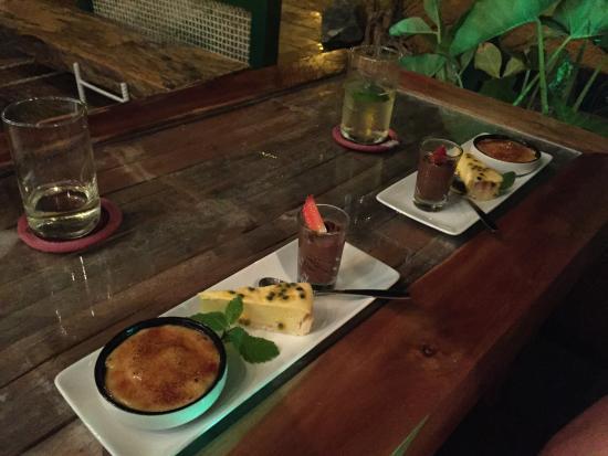 Infiniti Cafe & Lounge: Ein Traum