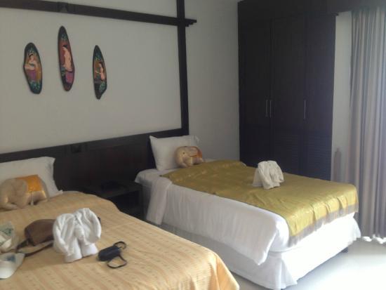 M Narina Hotel: номер стандартный