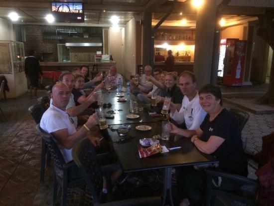 Harar Ras Hotel: Goed eten