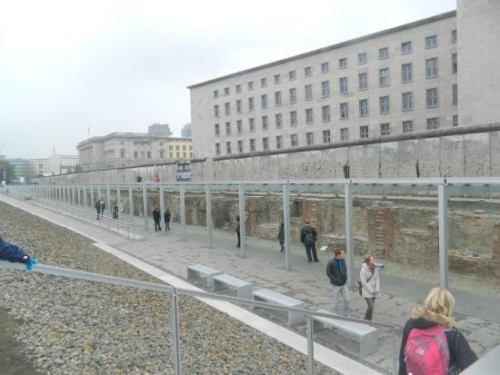 Pomnik Muru Berlińskiego: il muro degli orrori.....