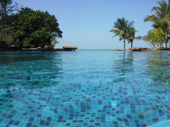 Sea Sand Sun Resort And Villas: infinity pool