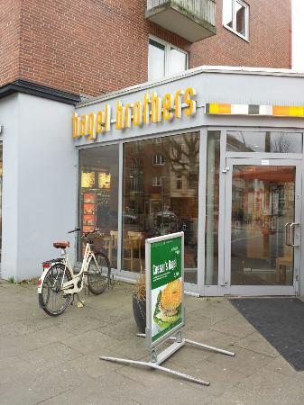 Bagel Brothers Sandwich Restaurant