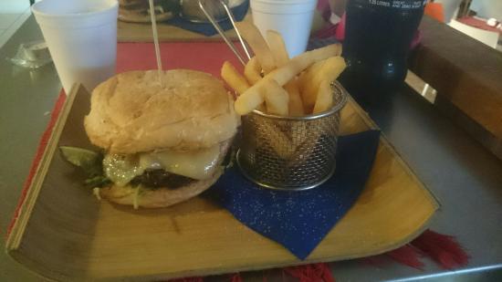 Buddha burger: This is paradise