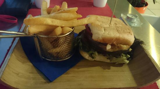 Buddha burger: Mmmm