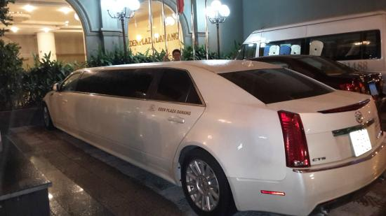 Eden Plaza Danang : Luxury Limo