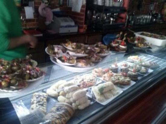 Arlanzon, Spanien: pinchitoss