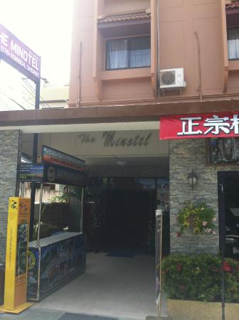 The Minotel: Hotel