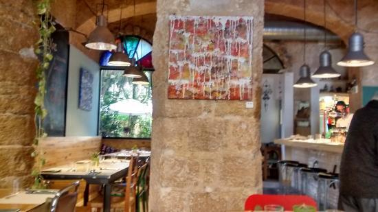 restaurantes romantico Claxon, cruce de cocinas