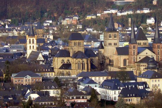Petrisberg: Uitzicht