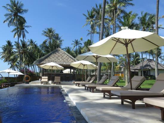 Kubu Indah Dive & Spa Resort: Pool