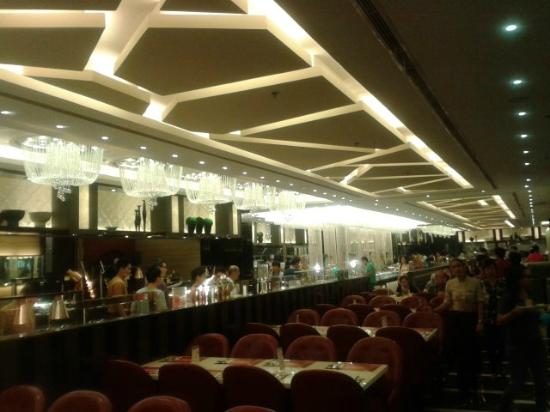 Ceiling design picture of buffet pasay tripadvisor