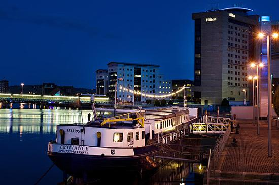 Waterside at Hilton Belfast