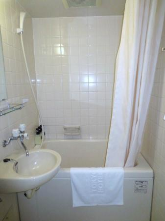 Chofu Urban Hotel: 浴室