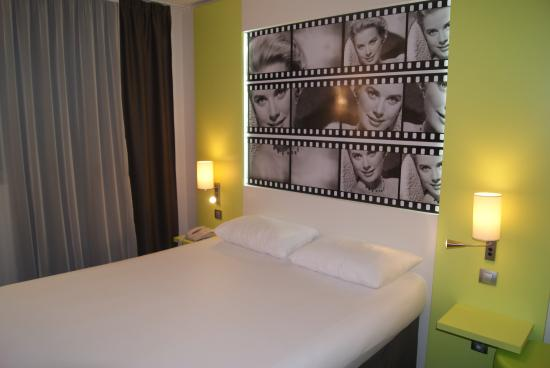 Ibis Styles Cannes le Cannet : Zimmer