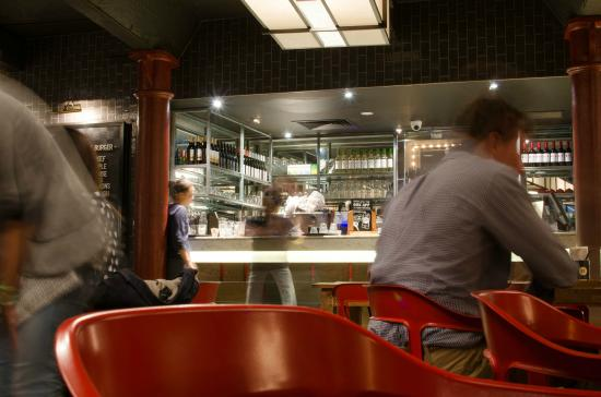 Gourmet Burger Kitchen - Soho Wharf: GBK