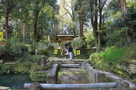 Jochiji Temple: 総門