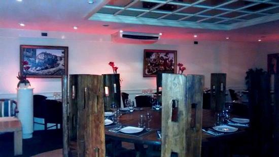 Seating Arrangement @ Mimino Georgian Restaurant