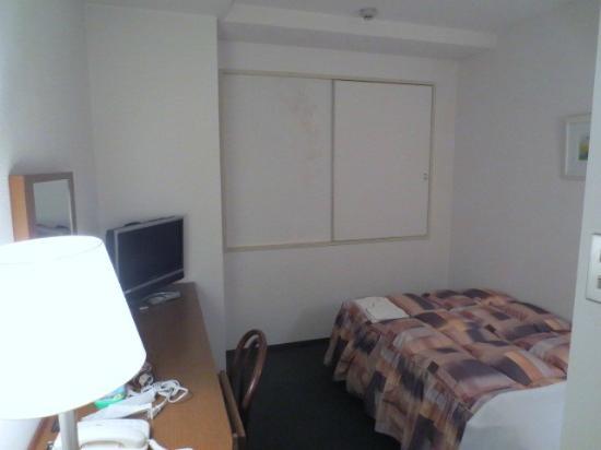 City Hotel Andoh : 客室