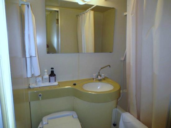 City Hotel Andoh : 浴室
