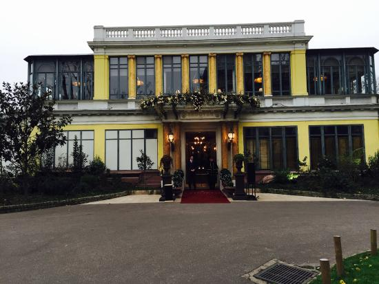Alléno Paris, Carré des Champs-Elysées : Pavillon le doyen