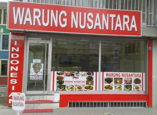 Warung nusantara photo de warung nusantara indonesian for Allez cuisine indonesia